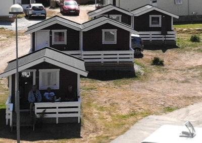 Stugor på Almöns Bad Camping